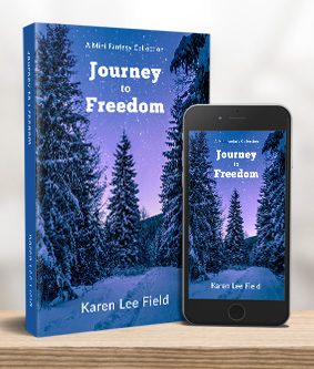 Cover: Journey to Freedom: A mini-fantasy collection