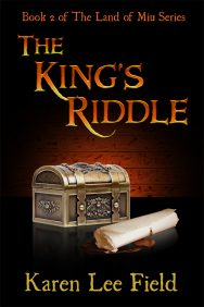 The King's Riddle (Land of Miu, #2, 2nd edition)
